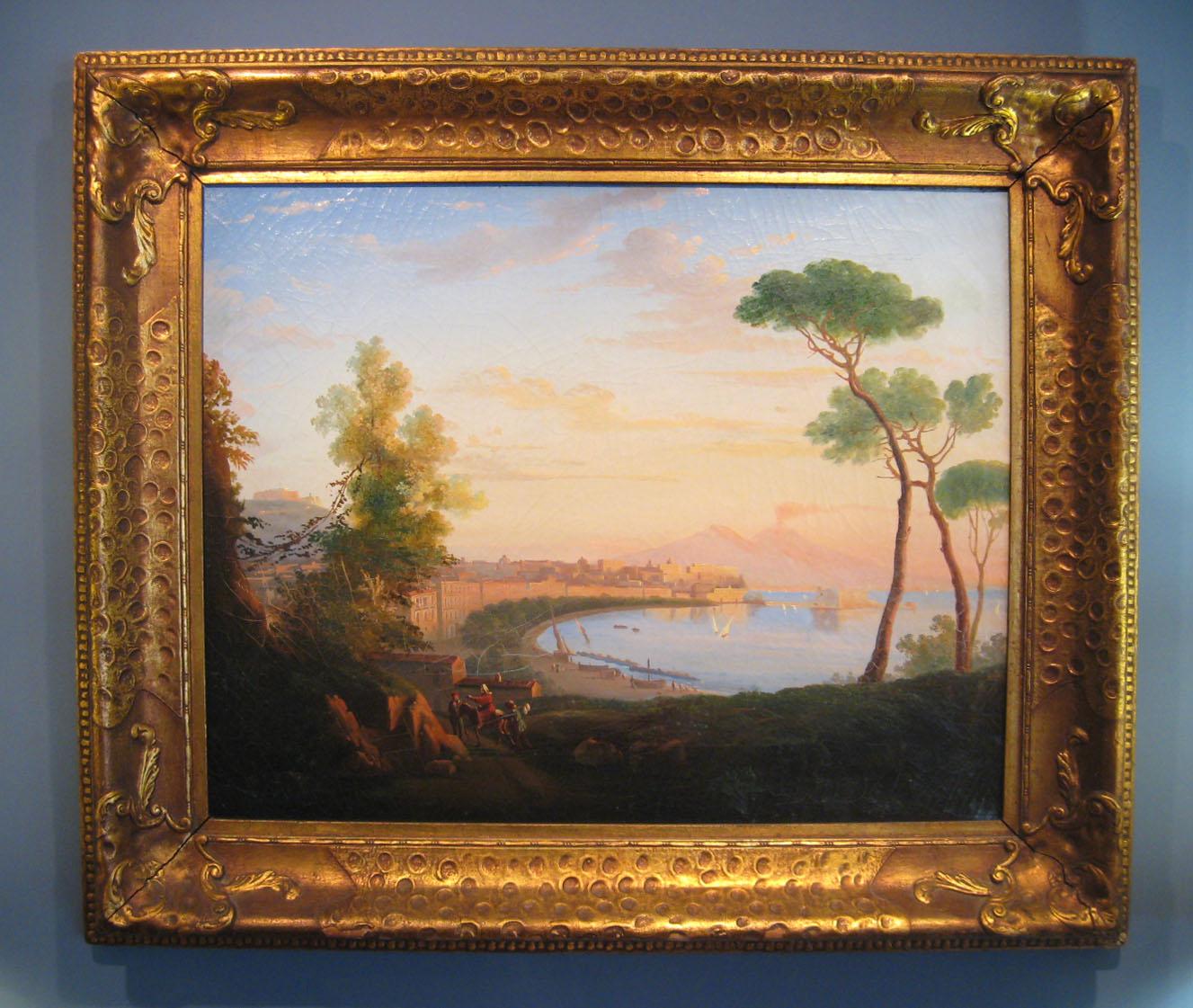 Fine Art on European Antiques Furniture