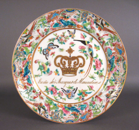 dating chinese export porcelain Discover chinese porcelain's history: from the earliest china in the han dynasty, to qing dynasty masterpieces, with details on china in the west and east asia two things spurred the production and export of porcelain in the tang empire tea drinking became popular, and this necessitated the production of much.