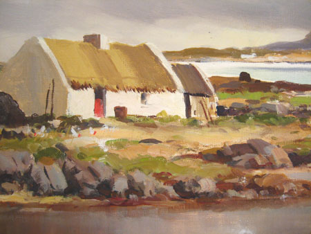 Galway Artists Paintings