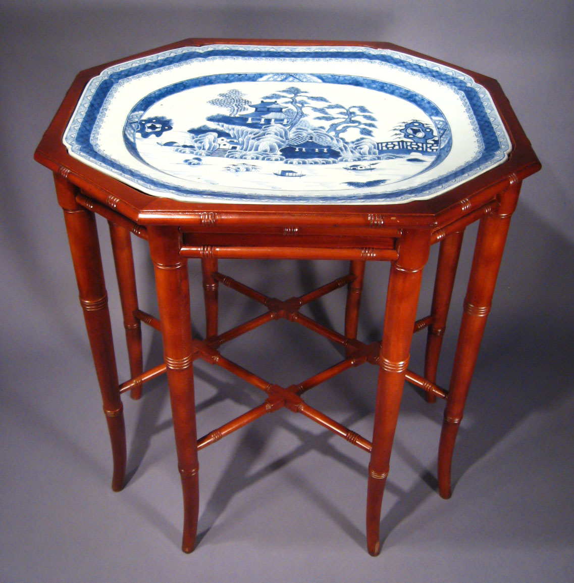 Strange Chinese Export Porcelain Blue And White Platter Tray Table Home Interior And Landscaping Fragforummapetitesourisinfo