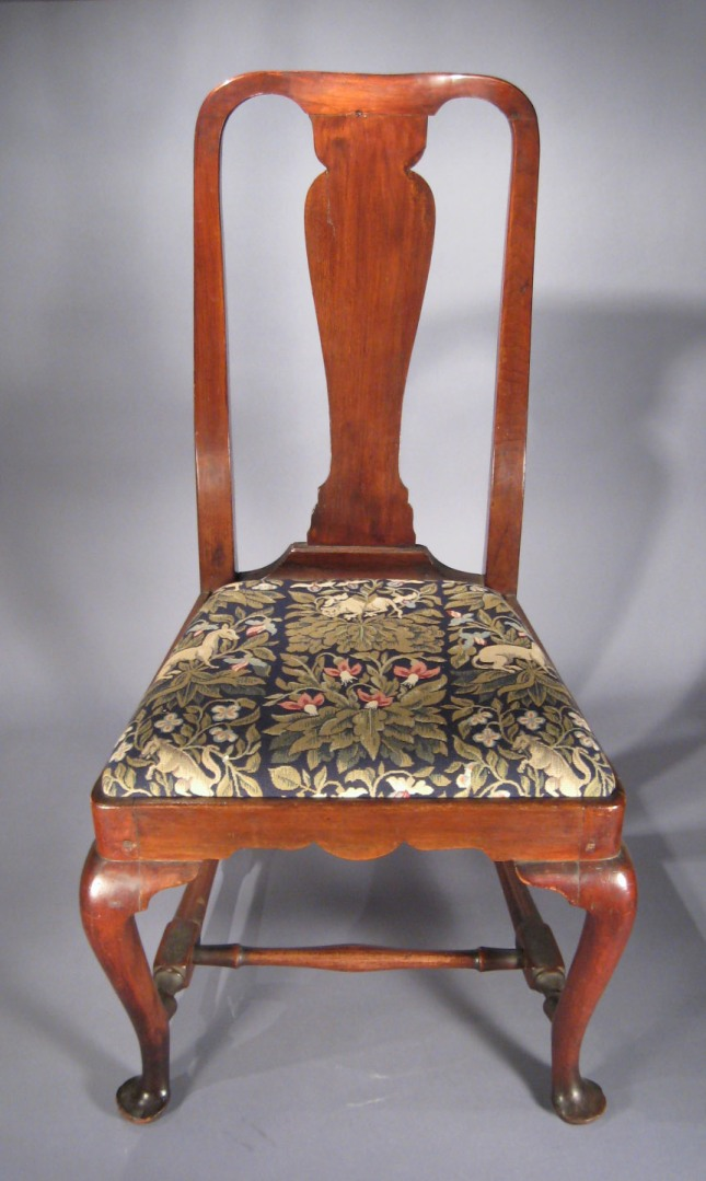 Free queen anne chair plans polite33dlh for Queen anne furniture plans