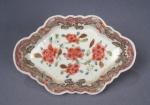 Famille_rose_elongated_hexagonal_molded_dish