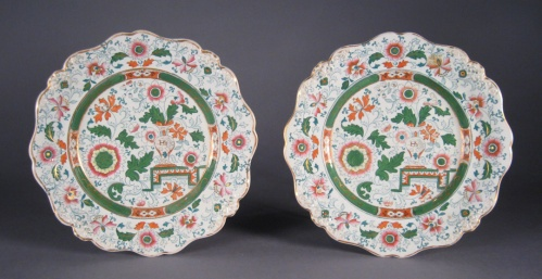 Pair_ironstone_plates_chinoiserie_1840