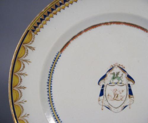 Sample border plate detail 1