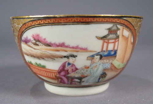 Rockefeller single tea bowl