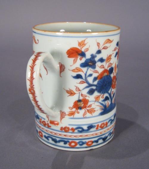Chinese Imari Cann 1740 detail