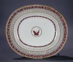 Van Rensselear reticulated plate