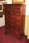 Chester County tall chest