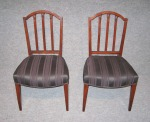 NH federal chairs pair 1810