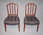 NH federal chairs pair 1810