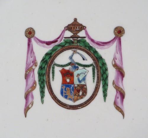 Armorial Pook van Baggen plates detail 1