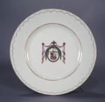 Armorial Pook van Baggen plates detail 2