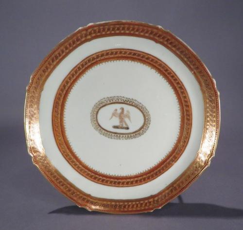 English market plate 1805