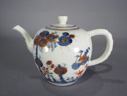 Chinese Imari teapot 2