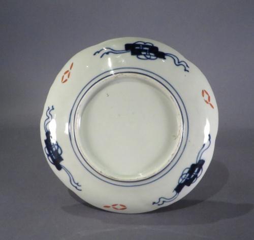 Kakiemon plate 1800 detail