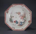 Kakiemon soup plate 1756
