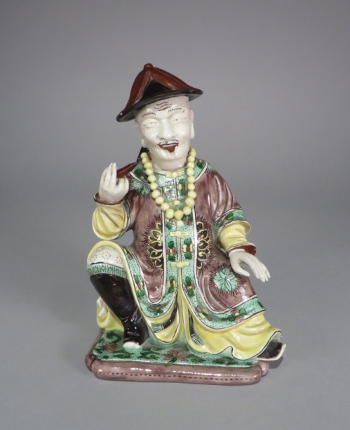 Mandarin figure