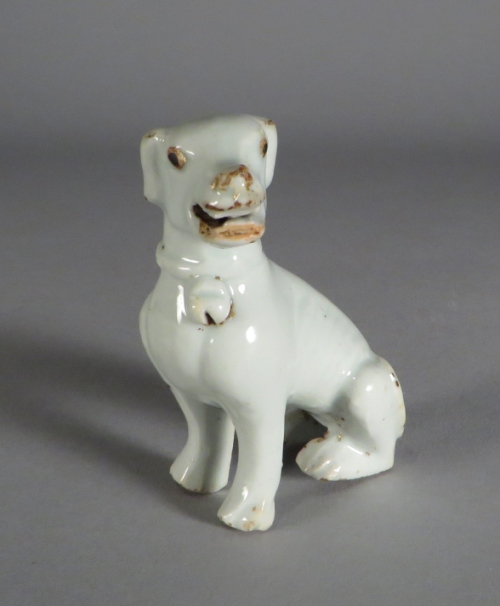 Chinese figure of a hound detail 1