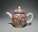 Mandarin pallet teapot