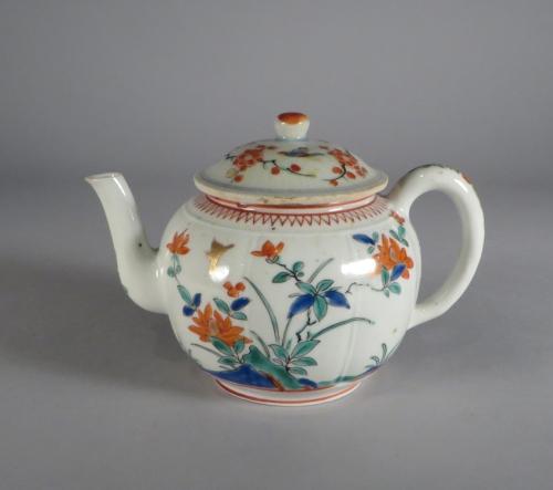Kakiemon teapot 1690