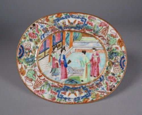 Rose mandarin terrapin dish detail 2