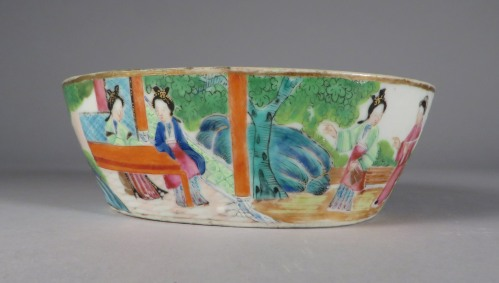 Rose mandarin terrapin dish detail 4