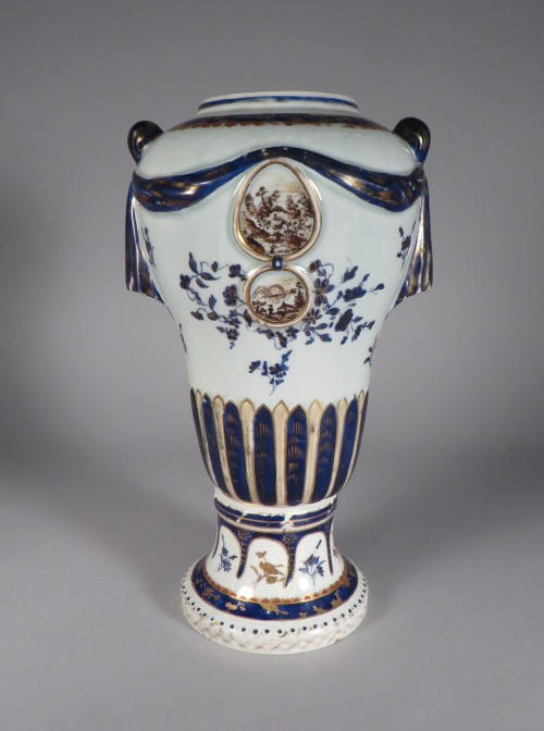 Samson pair urns no lids 1880 detail 1