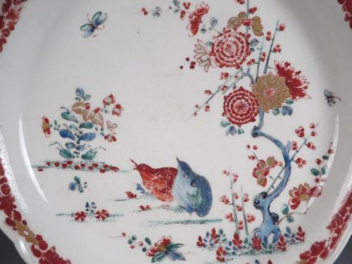 Kakiemon plate 1756 detail 1