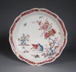 Kakiemon plate 1756