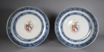 armorial-saucer-pair-arms-of-page-1775
