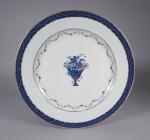 John Brown plate