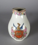 Armorial unknown arms creamer 1760