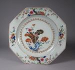 Chinese Imari plate 1740