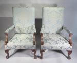Irish library chairs 1770