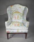 New England wing chair 1790