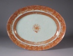 Red Rover platter large