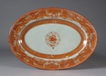 Red Rover platter small